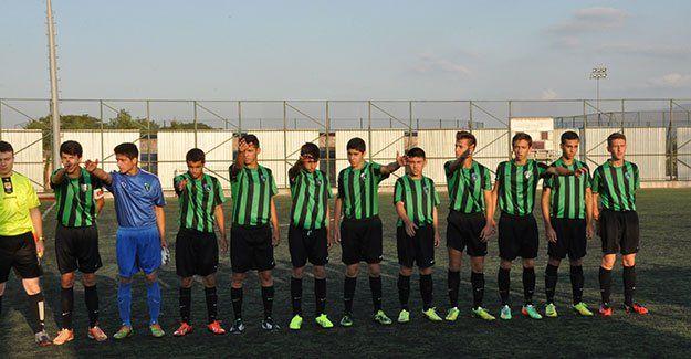 U17 Play-Off'ta gözler Güneşspor-Sultanorhan maçında