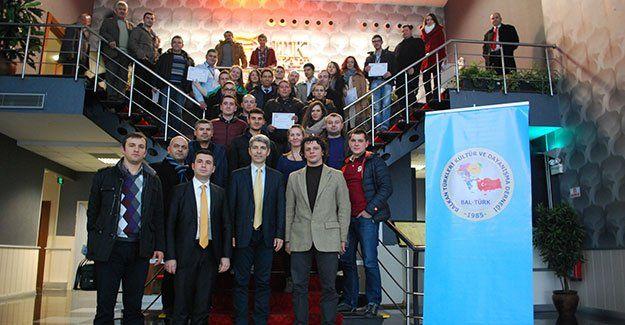 """""""Girişimcilik Kursu 2014: Bulgaristan"""" tamamlandı"""