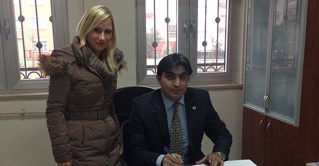 Eğitim Bir Sen ile Cihan arasında protokol imzalandı
