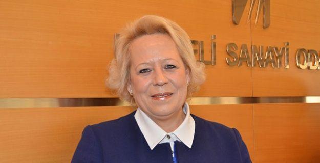 Kocaeli Kadın Girişimler Kurulu Başkanı Baykal oldu