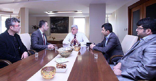 """Başkan Karaosmanoğlu: """"Sivil toplum örgütleri kentin aynasıdır"""""""