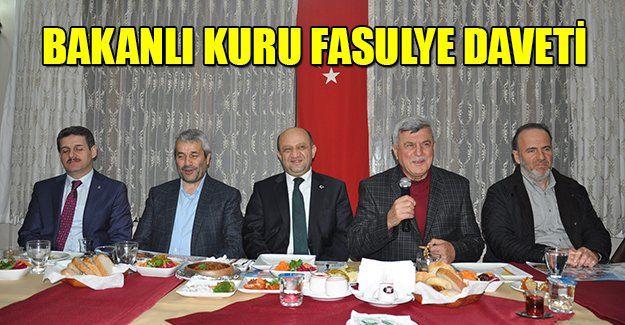 Başkan Karaosmanoğlu'ndan kuru fasülye daveti
