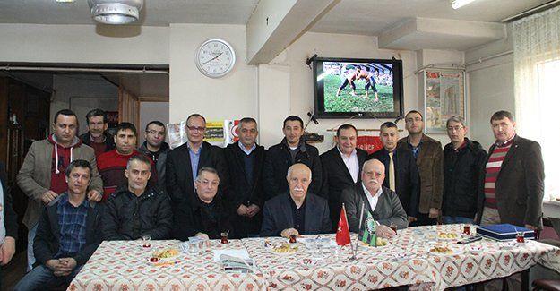 Taşköprülüler'de yeni başkan Mustafa Ölmeztürk