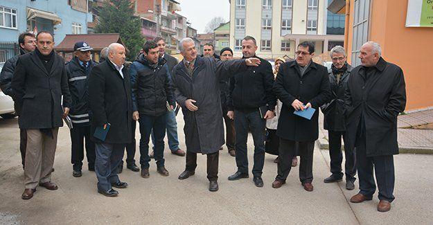 Belediye yönetimi, Paşa'da