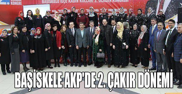 Başiskele AKP'de 2. Çakır dönemi