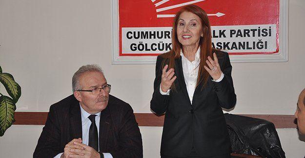 CHP Gölcük, aday adaylarını ağırlıyor