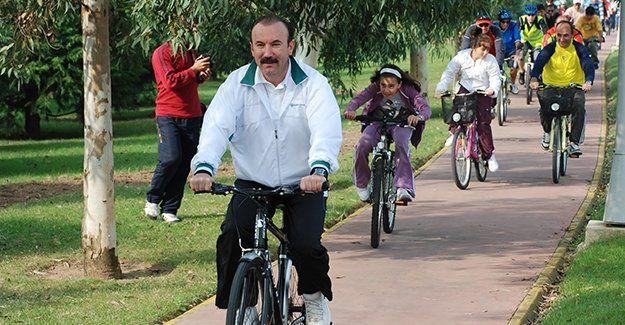 """Başkan Doğan: """"İzmit bisiklet şehri olacak"""""""