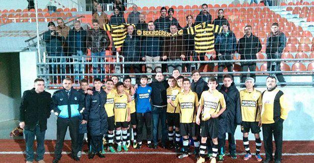 U-17 Ligi Play-Off'ta kritik gün