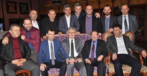 AKP Gölcük'te birlik buluşması