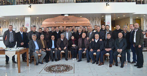 Diyarbakırlılar kahvaltıda buluştu