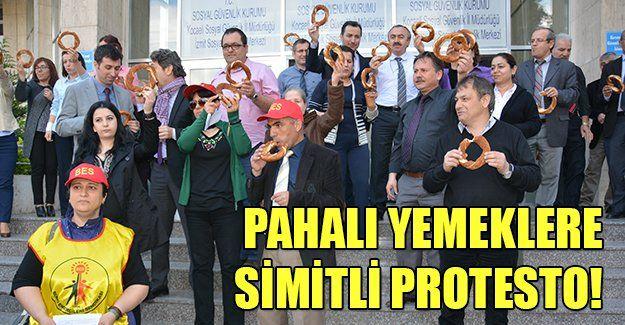 SGK'dan simitli yemek boykotu