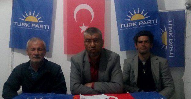 Türk Parti'nin engelli mesajları