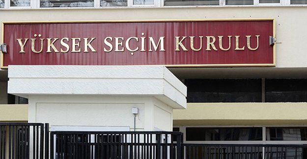 HDP'den YSK'ye 'Erdoğan' başvurusu!