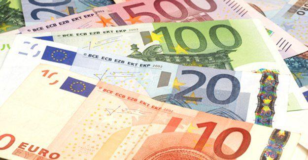 Euro frene bastı!