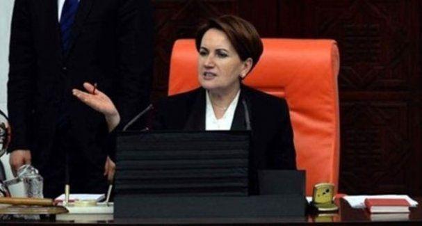Kaset iddiası Akşener'i çileden çıkardı