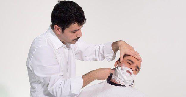Kan bağışlayana sakal tıraşı bedava