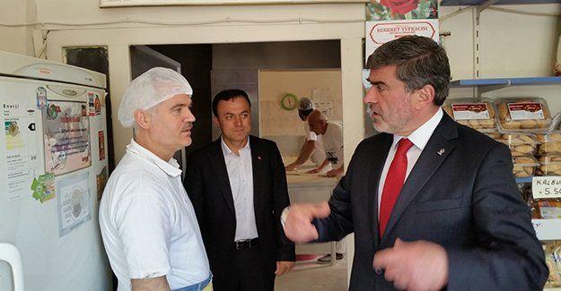 """Çakır: """"Esnafa en fazla destek AK Parti'den geldi"""""""