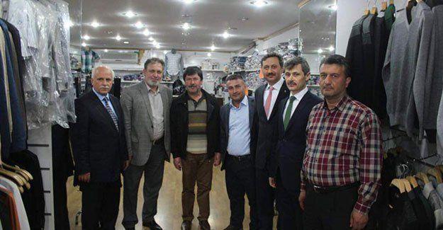 AKP'li Yılmaz, MHP'li Akşener'e destek verdi