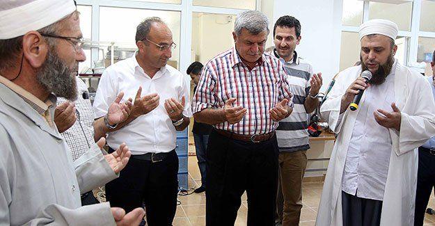 Köseköy'de Kuran Kursu açılışı