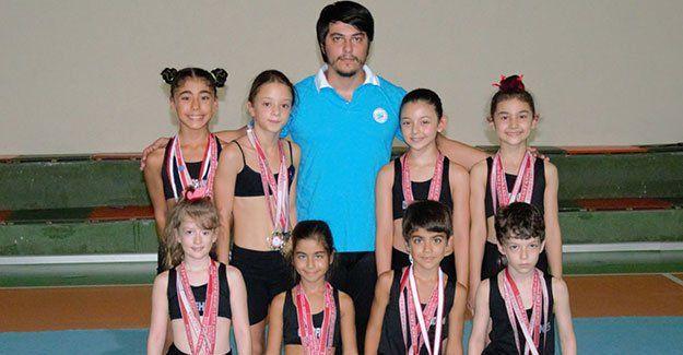 Yuvam İzmit Cimnastik Kulübü, sıkı hazırlanıyor