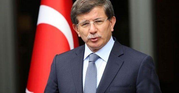 Davutoğlu'ndan Tuğrul Türkeş'e ilk teşekkür