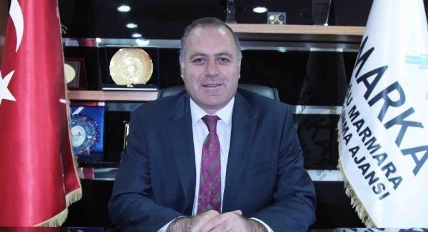 MARKA Genel Sekreteri Mustafa Ayhan görevine başladı