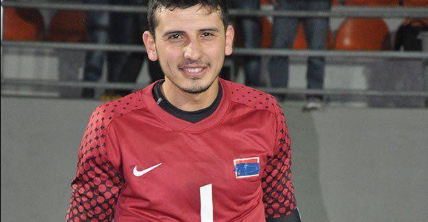 Sultan Orhanspor'un son transferi kaleci Şahin