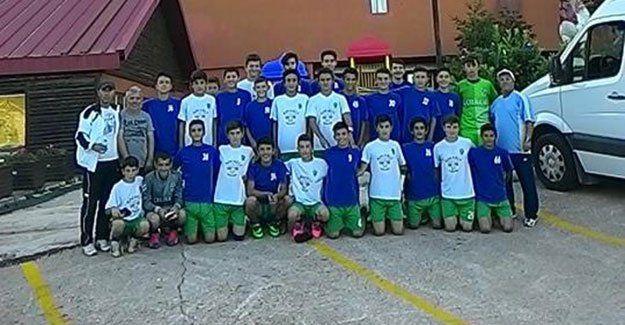 Kartepe Belediyesporlu gençler Beylikdüzüspor'a fark attı:3-0