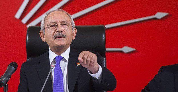 Kılıçdaroğlu'ndan aday değişikliği mesajı