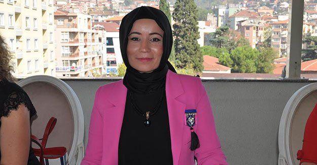 """Çırak; """"Radiye Sezer Katırcıoğlu'nun yanındayım"""""""