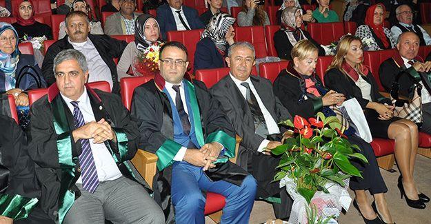 Kocaeli Barosu'na  15 genç avukat katıldı