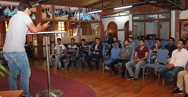 Afgan öğrenciler:  'Kocaeli evimiz gibi'
