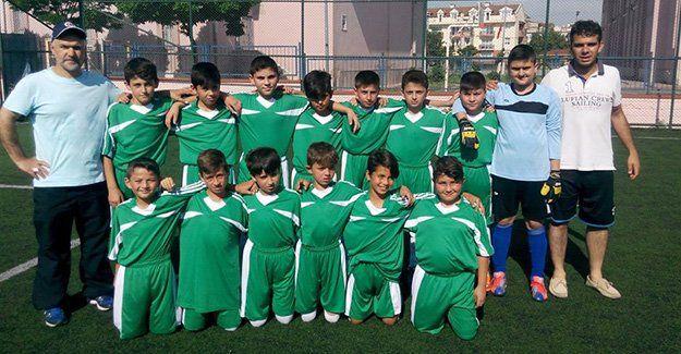U-12'lerde Yenişehirspor galip
