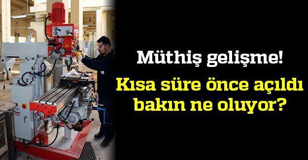 Yerli bilim düzenekleri Kocaeli'de üretiliyor