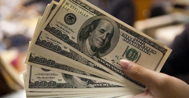 Dolar alev aldı!