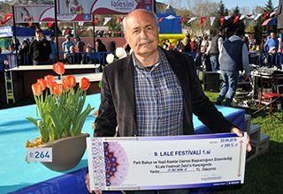 Lale Festivali'nin kazananı belli oldu