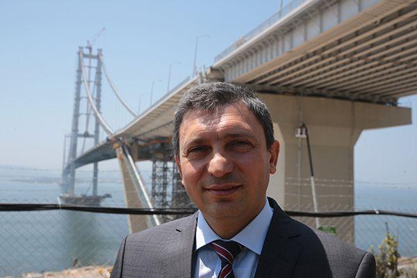"""Osmangazi Köprüsü """"sanayi baskısı""""nı azaltacak"""