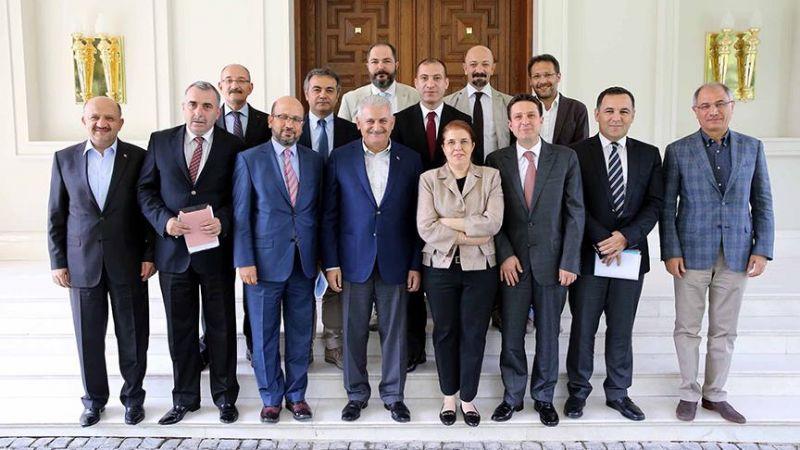 Başbakan Yıldırım: 'Genelkurmay Başkanı generaller arasından seçilecek'