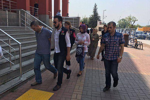 TÜRKAV Başkanı Yüksel ve diğer sanıklar serbest bırakıldı