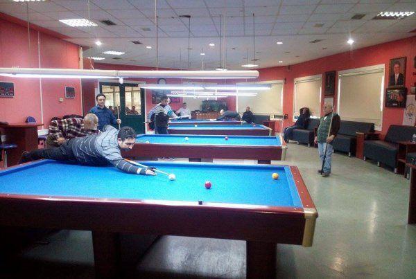 30 Ağustos Zafer Kupası Bilardo Turnuvası başladı