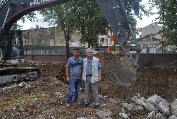 Kadıköy'de yeni okul inşaatı başladı