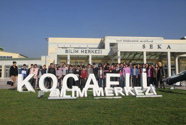 Büyükşehir, 40 bin kişiye Kocaeli'yi tanıttı