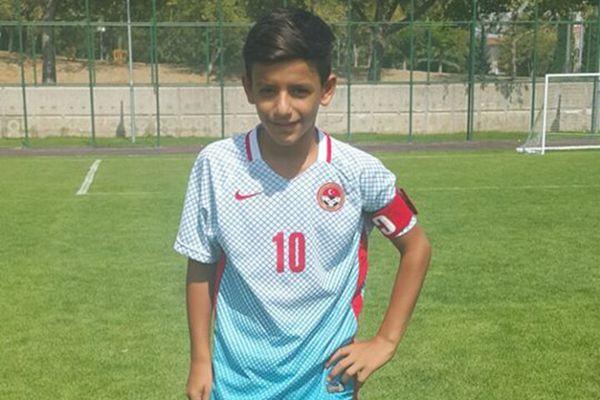 Derince Birliksporlu genç Melih'i Fenerbahçe kaptı
