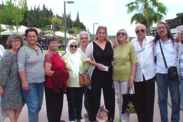 Darıca'da huzurevi sakinleri bir araya geldi