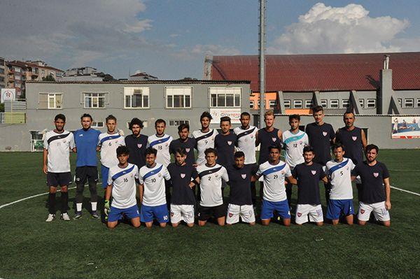 Yenidoğanspor, Birlik'in gençlerine gücü yetmedi:1-4