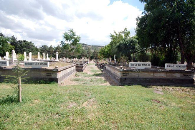 Unutulan mezarlık
