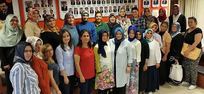 Körfez'in AK Kadınları Türkiye birincisi