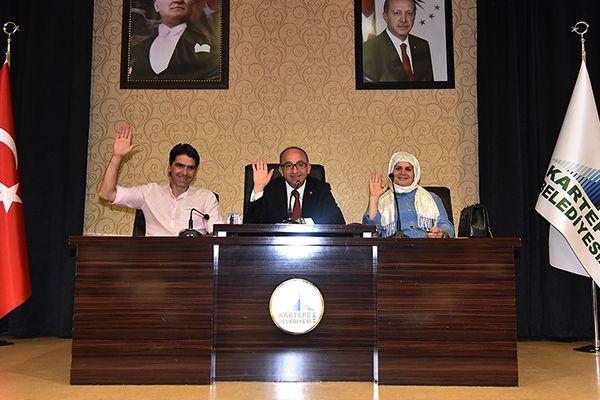 Kartepe eylül meclisi toplandı