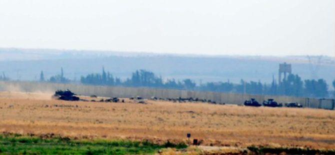 Suriye sınırında ikinci cephe açıldı
