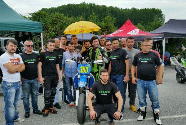 Kocaeli Racing ailesinden bölge yarışçılarına destek